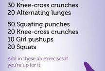 Workout after surgery