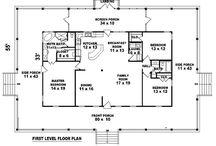 house plans / by Chantil Buerck