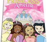 Personalized princess items