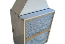 Exaustão Ventilação Filtragem do Ar / Fabricação de equipamentos e produtos para ventilação Industrial.