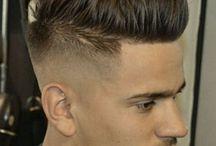 hair men style