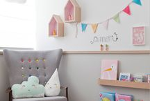 Montessori room / For baby girl