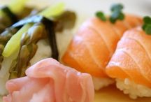 Sushi & Sashimi / sushi types, sashimi, restaurants, and recipes