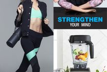 I Work Out / New year, new you! Get all the fitspiration and fitness fashion you need from Tri-County Mall.
