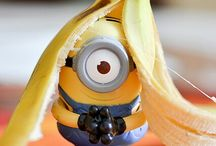 Minions / by Paige Tyler Author