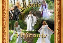 Corde Micante / Brautkleider im historischem Stil