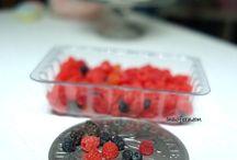 miniaturowe jedzenie