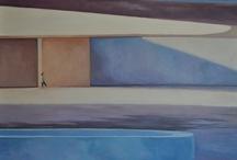 OBRA de Beatriz Gonzalez / Obra plástica de la pintora Beatriz Gonzalez www.beatrizgonzalez.com