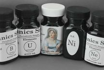 Fountain Pen Inks / Come here to discover a huge assortment of gorgeous fountain pen inks for your writing!