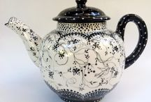 Tea Pots for thought / by Jennifer Jagger