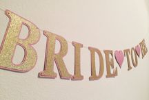 All about the bride & wedding...