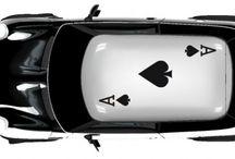 CARROS / A Casa D´art oferece uma vasta gama criativa de autocolantes para Carros. Personalize qualquer sala ou escritório com estes incríveis autocolantes para Carros.