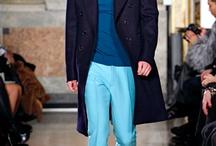 menswear fall 2011 / the looks i like best / by Anastasia Shakhaeva
