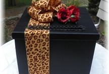 leopard wedding