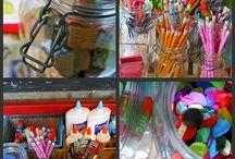 Organize / by HandbagsNPigtails SG