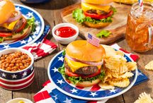 Memorial Day / Memorial Day planning, food, picnics, products and entertaining ideas to inspire you.