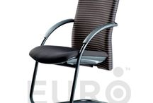 Office Seating - MEMO by EURO / MEMO harmonies the fundamentals of a good chair - ergonomics, comfort and aesthetics.  Each pieces is designed for ultimate comfort and functionality.  the MEMO has all the right elements to give you the advantage of being in the right seat for the job. Products from Euro: http://goo.gl/AKuAsE