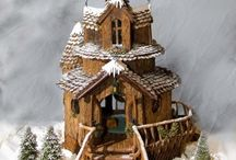 gingerbread  / by Kimberly Fujitaki