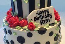 50 jaar taart