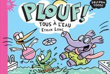 Collection Balloon Toons / Des comics pour les petits venus tout droit des Etats-Unis