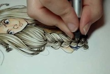 Drawing and Ink