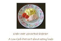 Low Carb Diet recipes / These are recipes that go with my Low Carb Unit counting Diet, which can be downloaded for free from www.aunty-lils.co.uk