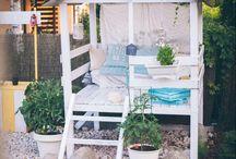 Patio & terrace & garden ideas