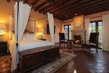 Casa Los Olivos / Stepping into this masterpiece of classic Mexican architecture is like entering another world.
