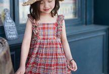 Kids Frock Cotton Design