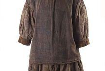 17th century clothing