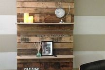 household items diy made of wood
