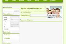 Employee Script / Niche-market Employee Website in minutes!