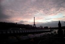 Parisloft / See how beautiful an Iron Lady standing up in city of love #eiffel #paris #vacation