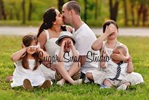 Family Photos / by Candie Cook