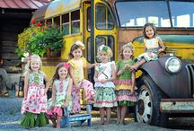 little girls. / by Kathleen Neumann
