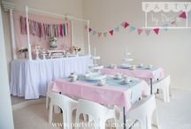 Vintage Tea Party Package / Tea for two, want to celebrate in style and throw a memorable kids birthday party?  Your little girl will love to have a high end tea party to share with her closest friends.    Let Party by Design's Auckland team help with our themed children's party packages and dessert tables.  Visit www.partybydesign.co.nz