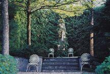 Garden, Garten, Giardino, Jardín