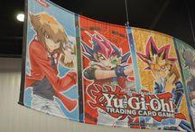 Konami/Yu-Gi-Oh! Trade Show Booth Design  / –Gen Con Indy