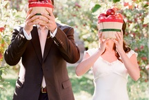 Apple/Harvest Wedding