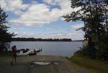 South Twin Lake Millinocket Maine Camp / Millinocket, Maine South Twin Lake