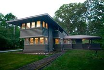 Home Architecture Inspiration / by Adam Michael