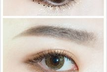 Make-up inspiration