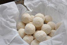 Kokos og protein baller