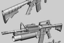 Guns / Home security.