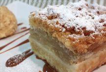 kuchen de manzana Polonia