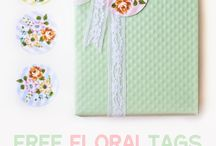 Gift Wrapping / Simple, beautiful ways to make a simple gift feel special.