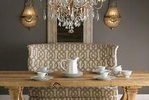 Dining rooms / by Aggie Ramsay