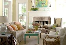 Living Room Decor / by JEM Jewelry Design