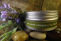 Natural Body Products. Chemical free and beneficial.