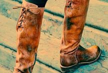 Boots,boots and boots!